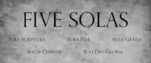 Sola! Grace Alone (Rom 3:23-25)