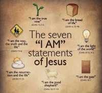 Seven I Am Statements of Jesus